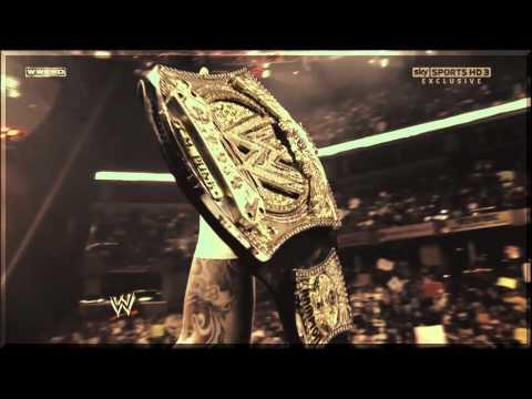 WWE Royal Rumble 2013: The Rock vs CM Punk Promo HD