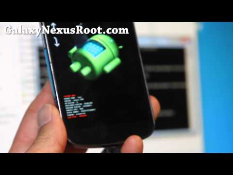 How to Install/Unroot Galaxy Nexus GSM to Android 4.0.4 OTA! [IMM76I]
