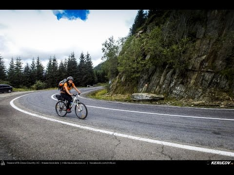 TRANSFAGARASAN urcare Carta - Cartisoara - Balea Lac [VIDEO]