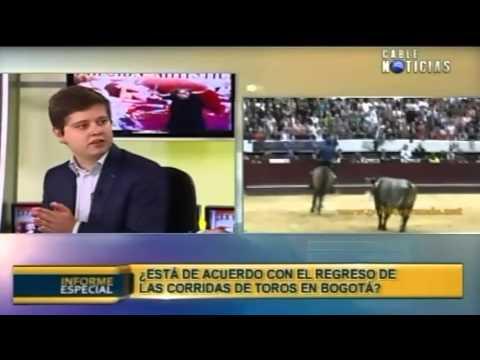 Informe Especial: Vuelven las corridas de toros en Bogotá