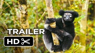 Island of Lemurs: Madagascar Official Trailer (2014) - Nature Documentary HD