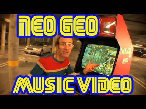 Neo Geo Song (Music by FantomenK)