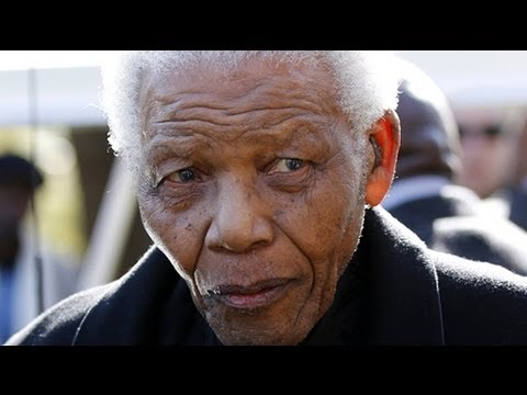 'Nelson Mandela is back home'
