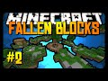Minecraft: RAGE + PARKOUR = LOL! | Fallen Blocks Pt. 2