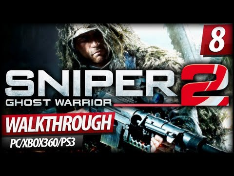 Sniper: Ghost Warrior 2 Walkthrough - PART 8 | Knife In The Dark