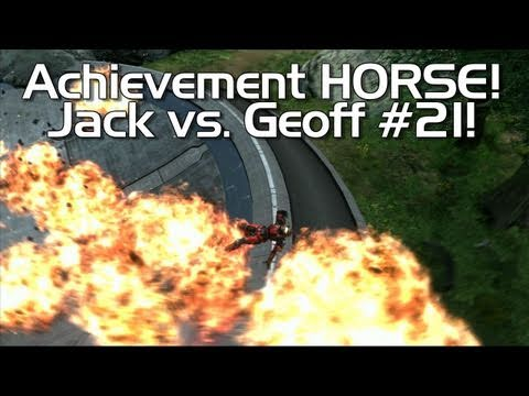 Halo: Reach - Achievement HORSE #21 (Jack vs. Geoff)
