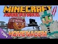 Minecraft Parque dos Dinossauros II :: Ep 21 :: HOMENAGEM