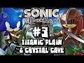 Sonic & the Black Knight - (1080p) Part 3 - Titanic Plain & Crystal Cave