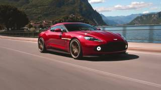 Aston Martin подтвердил выпуск Vanquish Zagato