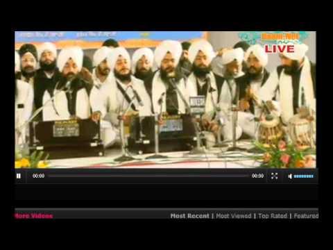 Bhai Manpreet singh kanpur 2011 tikana sahib