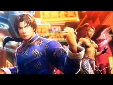 "Street Fighter X Tekken "" Playstation Vita Episode 2 """