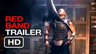 Riddick Official Red Band Trailer (2013) - Vin Diesel Sci-Fi Movie HD