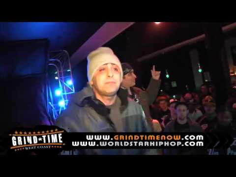 Grind Time Now Presents Dizaster vs Monk McNasty