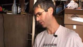 ¿Cómo reciclar su basura en su sótano? Como Dave, en Los Ángeles