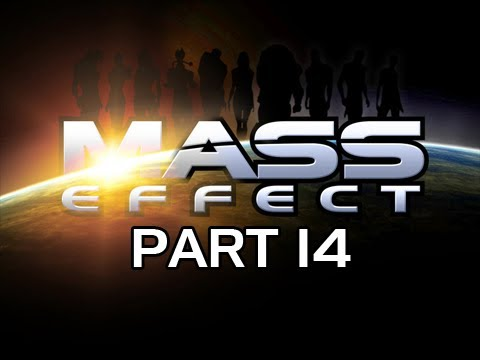 Mass Effect Gameplay Walkthrough - Part 14 Lizbeth Let's Play