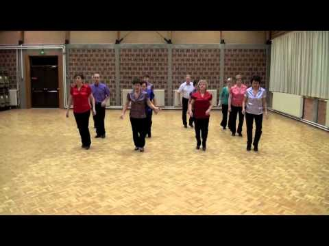 TENNESSEE WALTZ SURPRISE - line dance -Qdii_EqCzp8