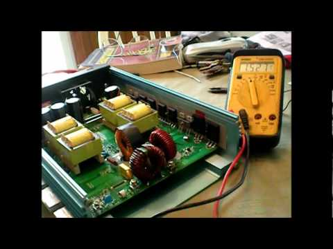 POWER JACK GRID TIE INVERTER REPAIR,THE MOSFET MISHAP.