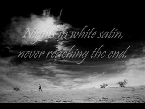 "Moody Blues - ""Nights in White Satin"" & LYRICS"