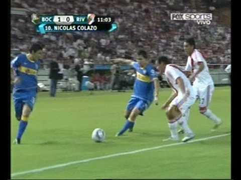 Boca Juniors 2 - 0 River Plate - Torneo de verano 2011