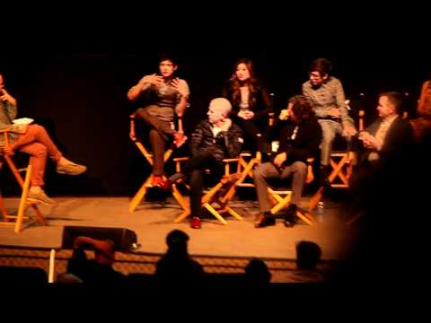 Glee Cast discusses Graduation and Friendships - Glee Academy Screening 2012