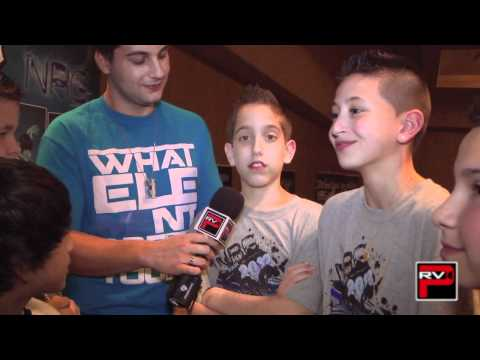 Last clip of fan questions for Iconic Boyz Day 2 of Arizona stop NRG Dance Project