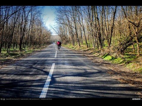 Video: Traseu SSP Bucuresti - Valea Dragului - Hotarele - Mironesti - Gradistea - Adunatii-Copaceni [VIDEO]
