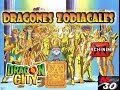 REVIEW..DRAGONES DEL ZODIACO, GODZILA,ACUSTICO,UNIDAD DRAGON CITY mayo 2014