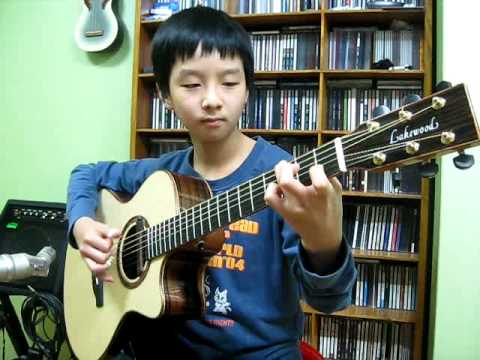 (Richard Marx) Right Here Waiting - Sungha Jung