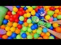 Фрагмент с конца видео - Детский садик Капуки Кануки - Считаем  машинки
