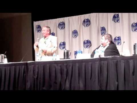 Dragon*Con 2011: Sylvester McCoy Reads From -The Pandorica Opens-
