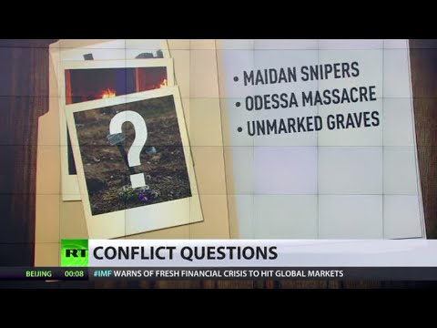 (War Crimes) swept under carpet during Ukraine conflict?   10/11/14