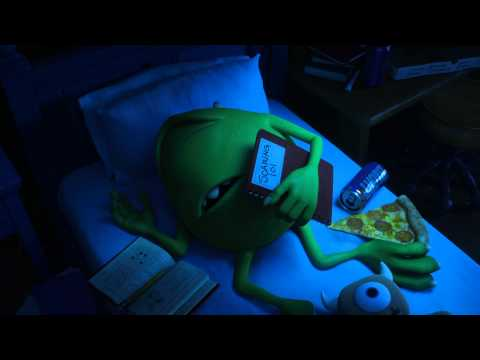Monsters University -- Il teaser trailer ufficiale italiano | HD