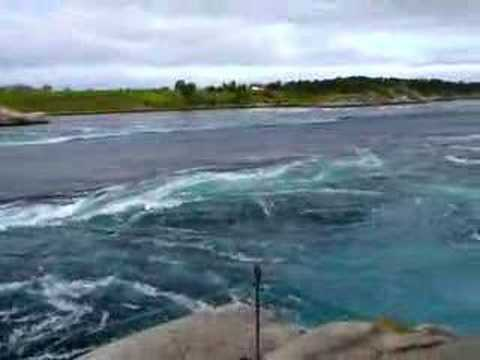 Saltstraumen Maelstrom - World-s Strongest Tidal Current
