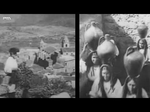 Usi e Costumi della vecchia Sardegna / Dicembre 1933 [Istituto LUCE]