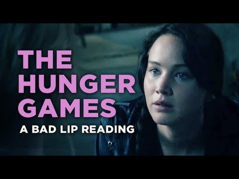 The Hunger Games A Bad Lip Reading