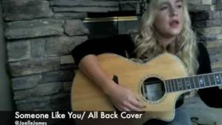 Someone Like You/All Back - Adele/Chris Brown Cover