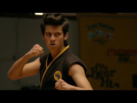 Miguel Becomes a Beast – Cobra Kai