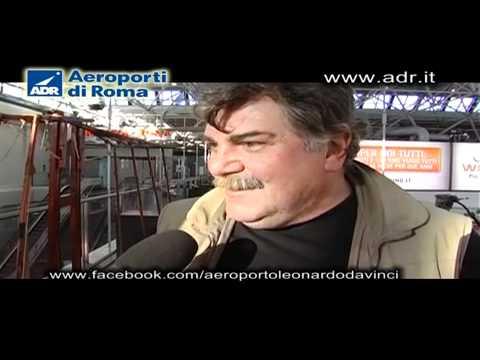 """Backstage dell'allestimento della Mostra """"Il Genio di Leonardo"""" - Aeroporto Leonardo da Vinci"""