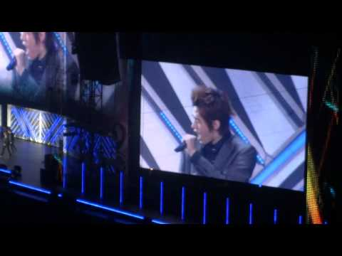 110903 SMTown Tokyo Super Junior M Tai Wan Mei (Japanese version)