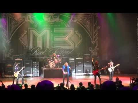 KIX The Itch and Same Jane M3 Rock Fest Merriweather Post Pavilion Columbia MD 5/11/2012