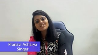 Pranavi Acharya Talks about Oka Manasu