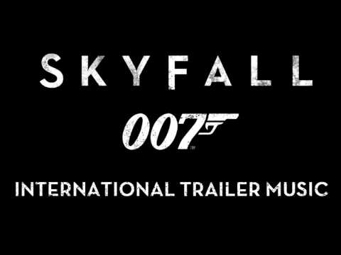 Skyfall - International Trailer (Music Only)