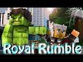 Minecraft | SUPERHERO RUMBLE - Superhero Boxing! (SuperHero Mod & Lucky Block Mod)