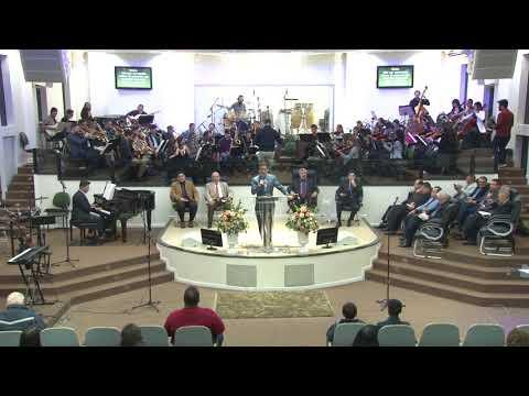 Orquestra Sinfônica Celebração - Harpa Cristã | Nº 227 | Deus amou este mundo - 10 06 2018