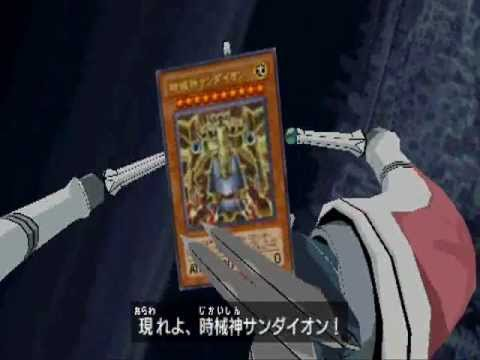 PSP Yu-gi-oh! 5D-s Tag Force 6 - Z-one VS Yusei