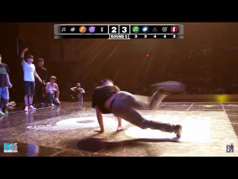 O.U.R. &quot;GAMBLERZ VS JINJO&quot; - 2012 R16 Korea Eliminations - Finals