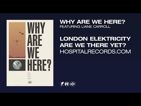 London Elektricity - Why Are We Here (feat. Liane Carroll) [Official Video] - default