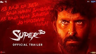 Super 30 | Official Trailer