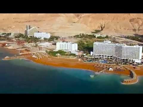 DJI Phantom 3 Professional-Dead Sea, Israel.