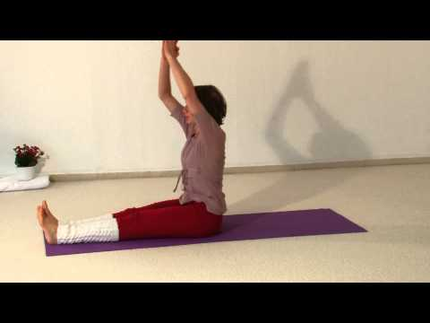 Yoga Class 10 Minutes with Affirmations - intermediate/advanced